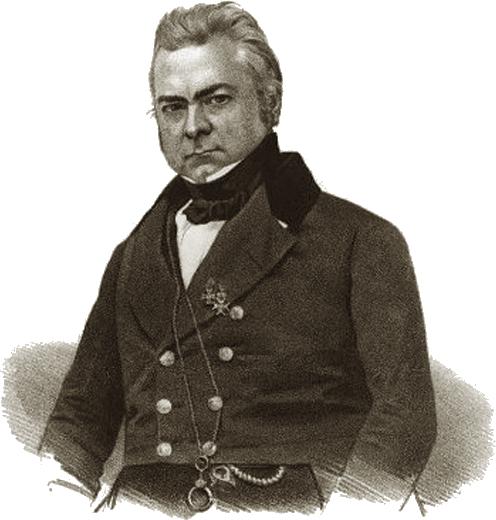 Eduard Caspar von Siebold